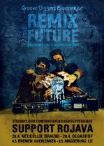 Remix the Future Tour April / Mai 2017